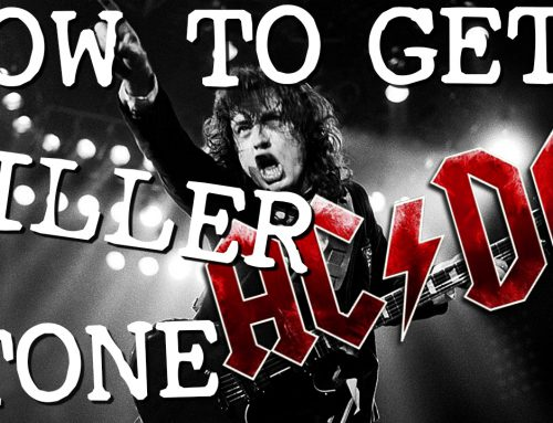 Famous Guitar Tones: Angus Young (AC/DC)