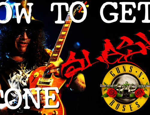 Famous Guitar Tones: Slash (Guns N Roses)
