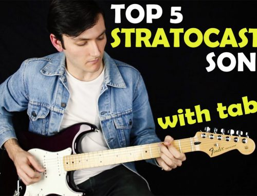 Top 5 Stratocaster Songs